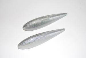 Carenature ruote F3A argento