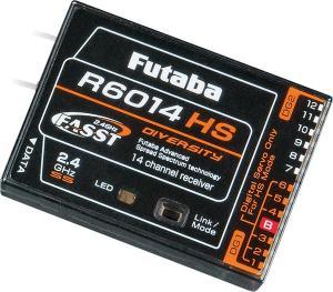 Futaba - RX FP R 6014 HS DPS 2.4 Ghz