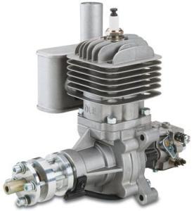 DLE 30 Gasoline engine- rear carburetor