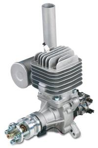 DLE 55 Gasoline engine - NEW