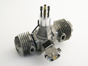 DLE 111 Gasoline engine - NEW V3