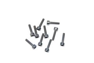 Socket head screws M2x10