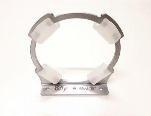 """Supporto alluminio canister 54/60 mm. """"B"""""""