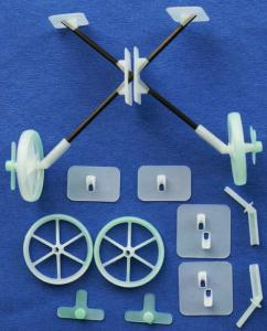 Kit carrello modelli indoor