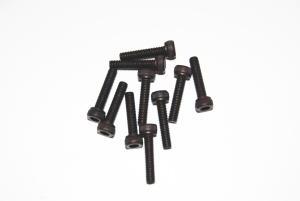 Viti di acciaio a brugola M2x10 - 10 pz.