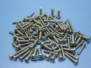 Viti di acciaio testa a croce M2x14 - 10 pz.