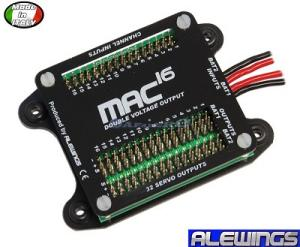 Alewings MAC16 power supply