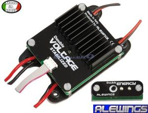 Alewings Double Voltage 5,2V-6,1V / 7,4 24A MAC16