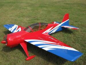 Sebart SUKHOI 29S 50E V2 NEW - rosso/blu