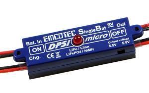 Emcotec DPSI Micro - SingleBat 5.9/7.2