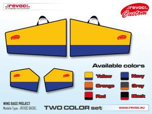 REVOC BASIC - set BAGS 30% -B/R