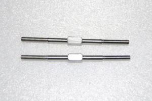 Reverse Thread pushrod 3x60mm