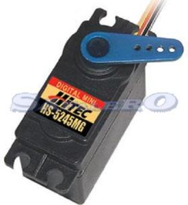 Hitec servo MINI HS 5245MG BB DIGITAL