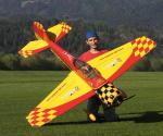 GB-Models Yak 55m Bruckmann 2.20 mt. giallo/rosso/nero