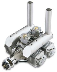 DLE 222 Gasoline engine