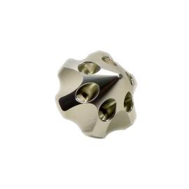 Secraft ogiva 3D medium-ARGENTO 100cc