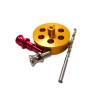 Secraft centratore fori eliche DA100/DLE111 - 6M