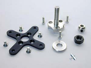 AXI radial mount set AXI 2808 / 2814