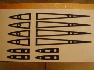 Velvet antivibrating set Yak 37% Krill