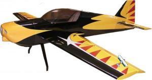GB-Models MX2 yellow/red/black 132cm