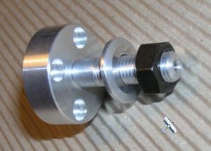 AXI radial prop adapter 8mm AXI 53xx