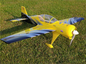 Sebart SUKHOI 29 S 3D Monster giallo/nero