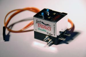 Jet-Tronics elettrovalvola doppio effetto