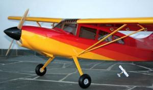 GB-models Maule MT-7-420 280cm red