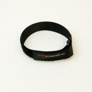 Secraft Velcro con passante 350mm - 2 pz.