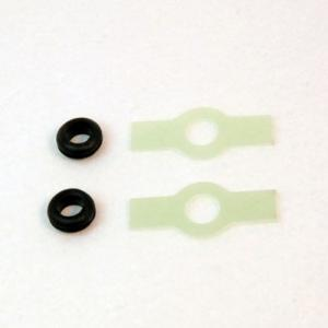 "Secraft rubber bushing with bracket ""A"""