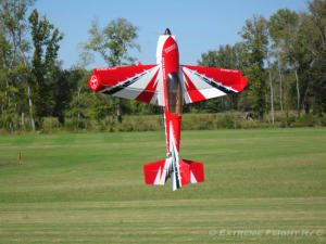 """Extreme Flight EXTRA 300 60"""" 1,52mt. EXP ARF - RED"""