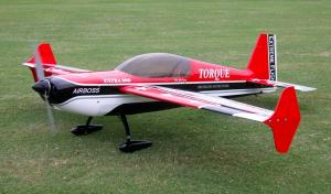 "Extreme Flight EXTRA 300 78"" 1,98mt. V-Version - ROSSO/BIANCO"