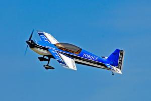 "Extreme Flight EXTRA 300 78"" 1,98mt. E-Version - BLU/BIANCO"