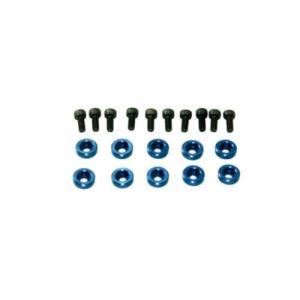 Secraft servo bolt washer M2.6-BLUE