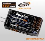 Futaba - RX R6208SB 2.4 Ghz 8CH S.BUS HV