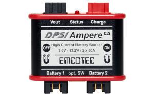 Emcotec DPSI Ampere battery backer
