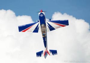 "Extreme Flight EXTRA 300 91"" 2,30mt BLU/BIANCO"