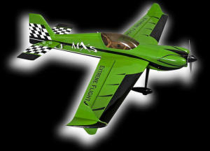 "Extreme Flight 64"" MXS-EXP ARF VERDE"