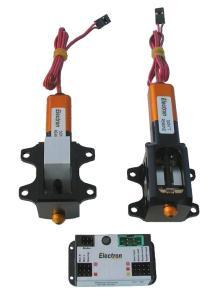 ELECTRON RETRACTS carrello retrattile ER40evo set A