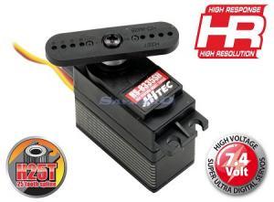 Hitec servo HS-8335SH  24 kg cm 0,13sec (7,4V)