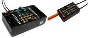 Jeti Duplex receiver 2.4EX R18 2.4GHz + DRsat2 EX