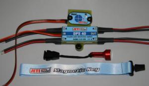 Jeti Universal Switch 2 x 20A