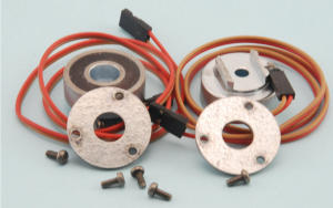 Xicoy Electric brakes 36mm - ruote da 76/83 mm