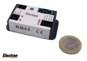 ELECTRON RETRACTS centralina per carrelli elettrici