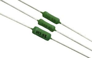OPTOTRONIX Resistors 6R8 3W 5%  - 5pz -