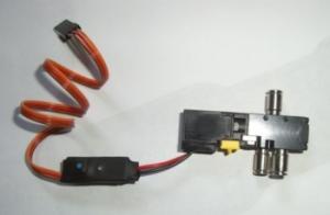 Jet-Tronics elettrovalvola aria doppio effetto MAXI