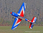 "Extreme Flight YAK 54 91"" 2,30mt ARF BLU"
