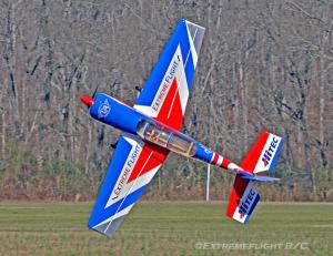 "Extreme Flight YAK 54 91"" 2,30mt ARF BLU"