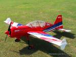 "Extreme Flight R/C 91"" YAK 54 EXP ARF ROSSO"