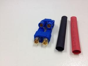 Dualsky connettori dorati con protezione 3.5mm 2pz PRESA